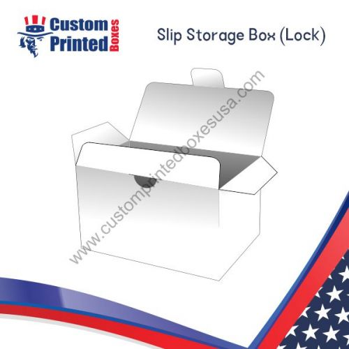 Slip storage box