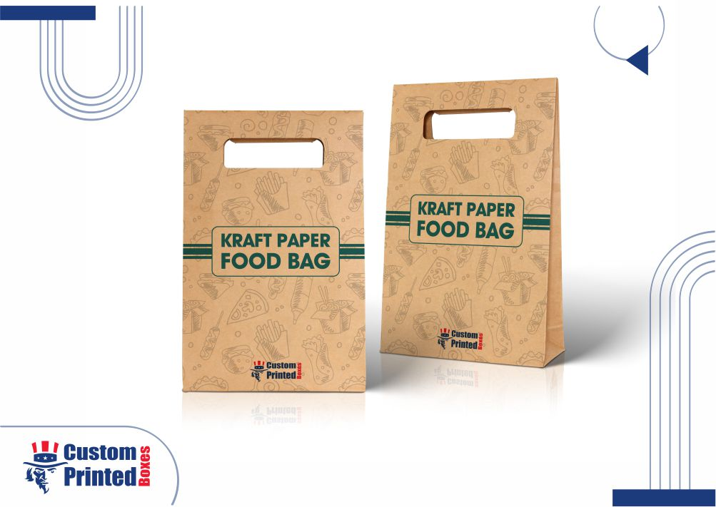 Recyclable paper bags that lasts long.