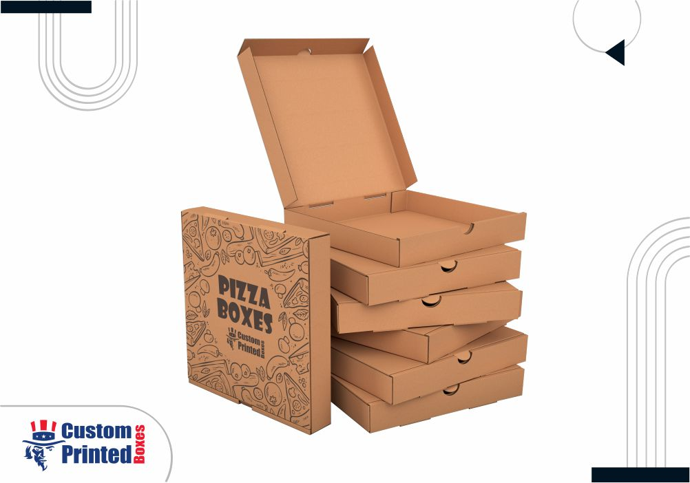 Custom Corrugated boxes for the security of your food products